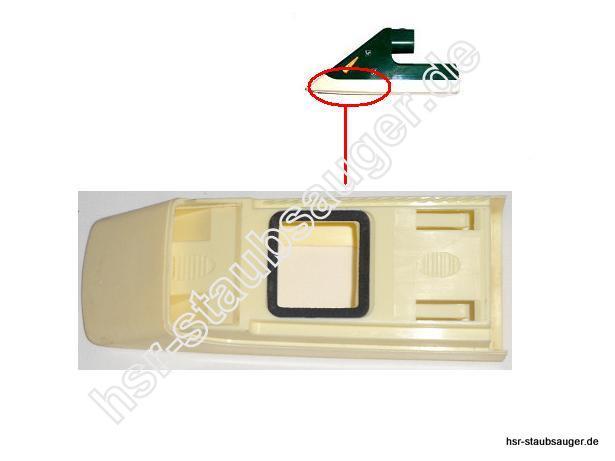Polsterboy 411 Vorwerk Elektrosaugschlauch für Kobold 130 131 135 136 140
